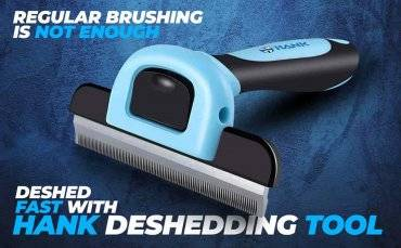 HANK-Deshedding tool